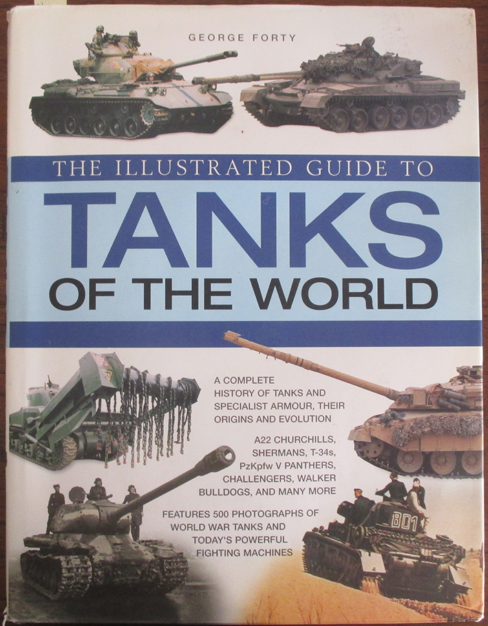 Image for Illustrated Guide to Tanks of the World, The