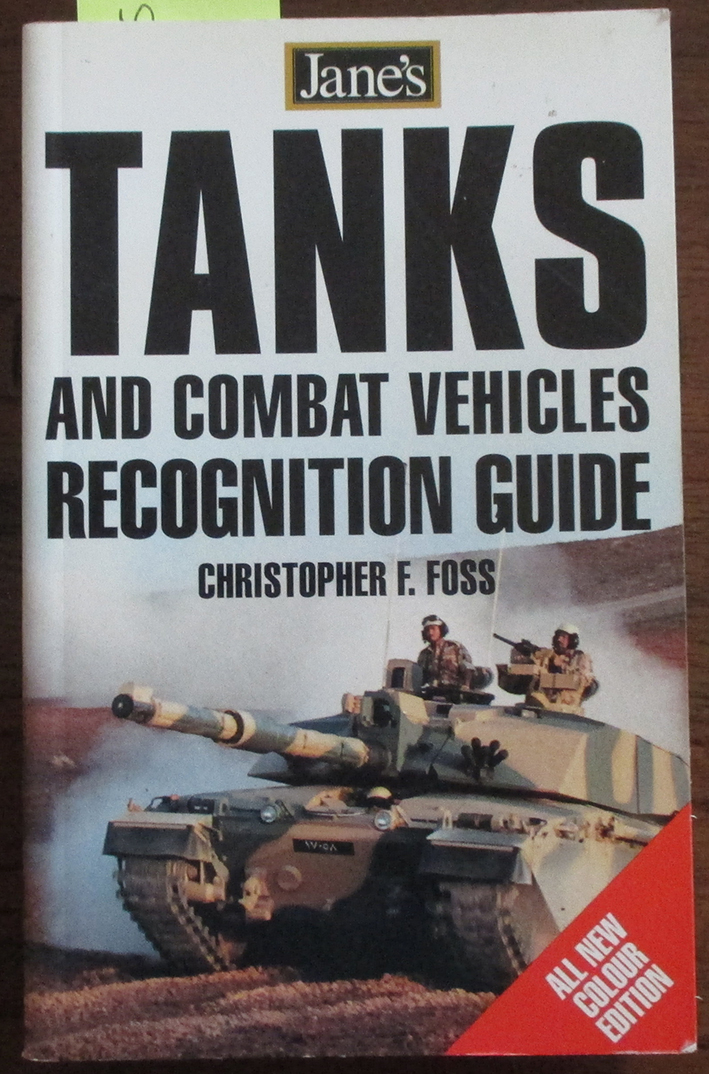 Image for Jane's Tanks and Combat Vehicles: Recognition Guide