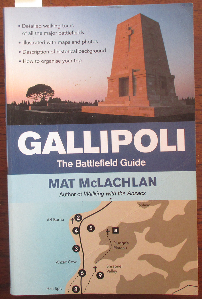 Image for Gallipoli: The Battlefield Guide