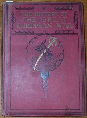 Image for History of the Great European War, The: Its Causes and Effects: Volume V