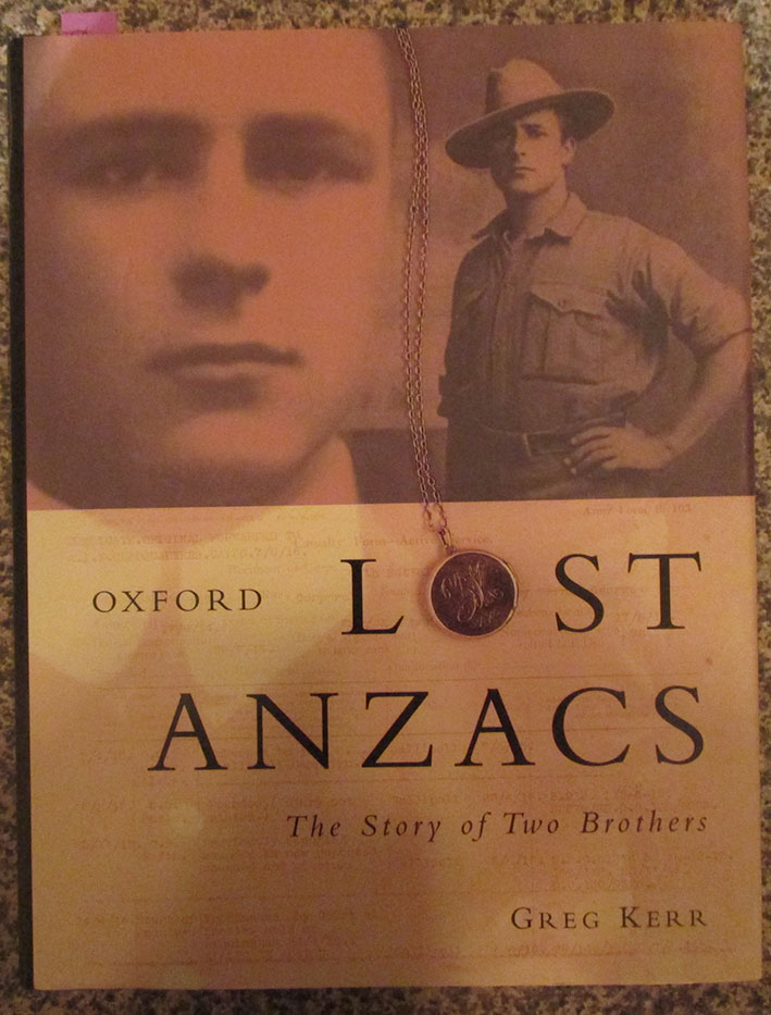 Image for Lost Anzacs: The Story of Two Brothers