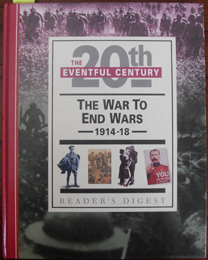 Image for War to End Wars, The: The Eventful 20th Century (Reader's Digest)