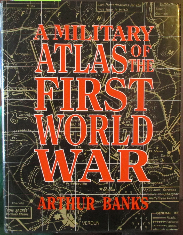 Image for Military Atlas of the First World War, A
