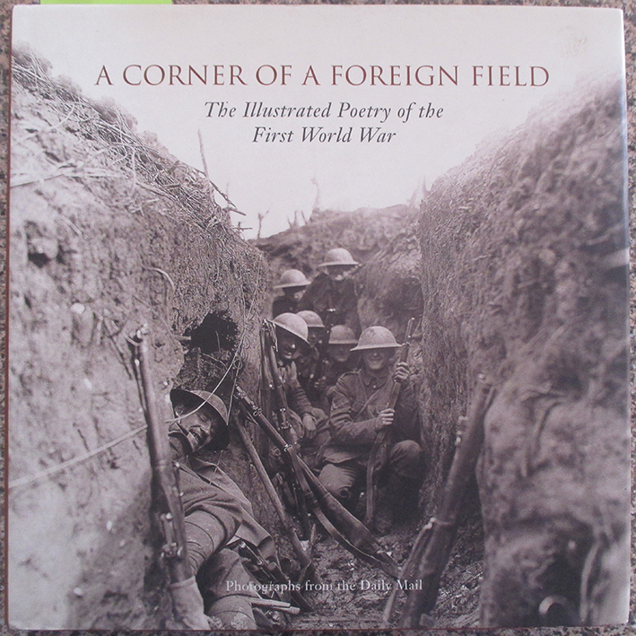 Image for Corner of a Foreign Field, A: The Illustrated Poetryof the First World War