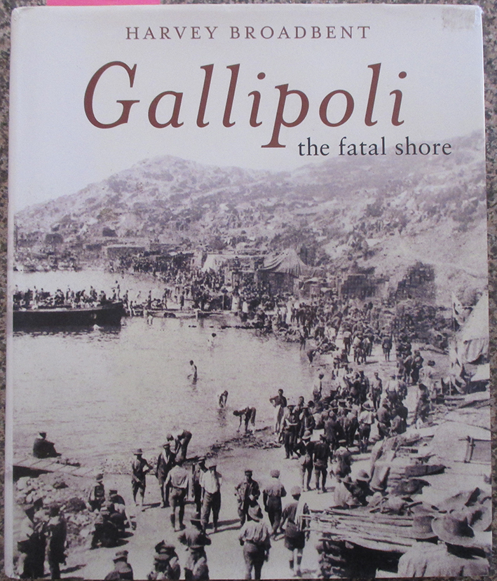 Image for Gallipoli: The Fatal Shore