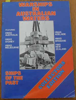 Image for Warships in Australian Waters: Ships of the Past