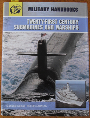 Image for Military Handbooks: Twenty-First Century Submarines and Warships