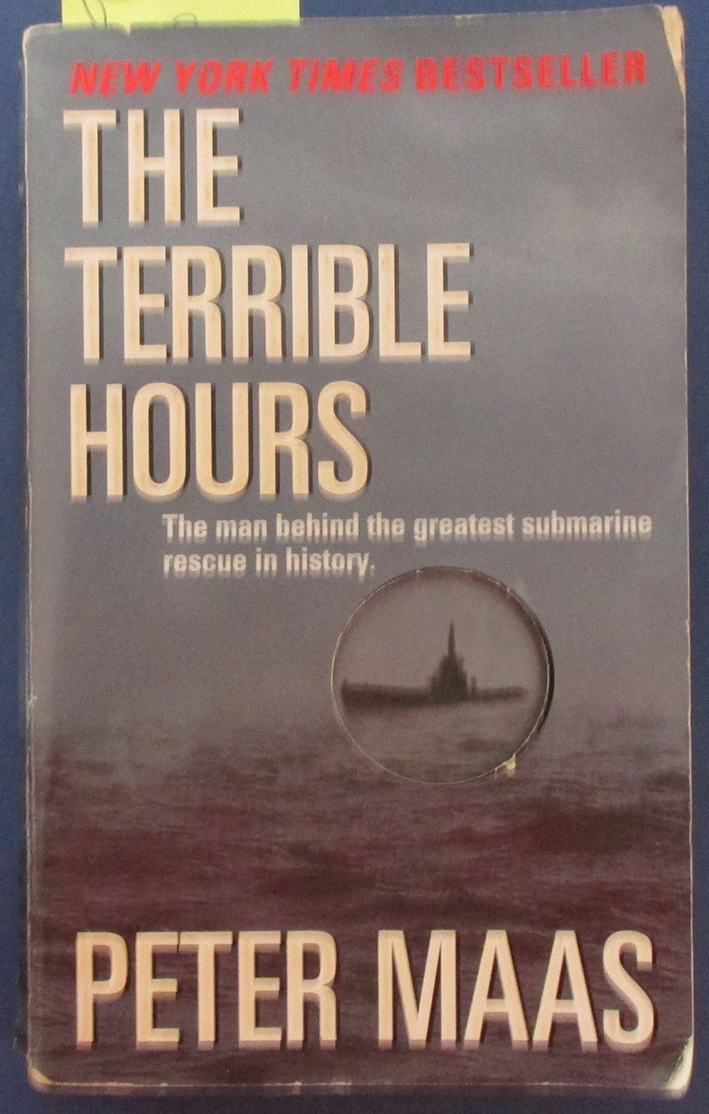 Image for Terrible Hours, The: The Greatest Submarine Rescue in History