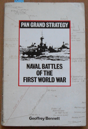 Image for Naval Battles of the First World War: Pan Grand Strategy