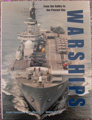 Image for Warships: From the Galley to the Present Day