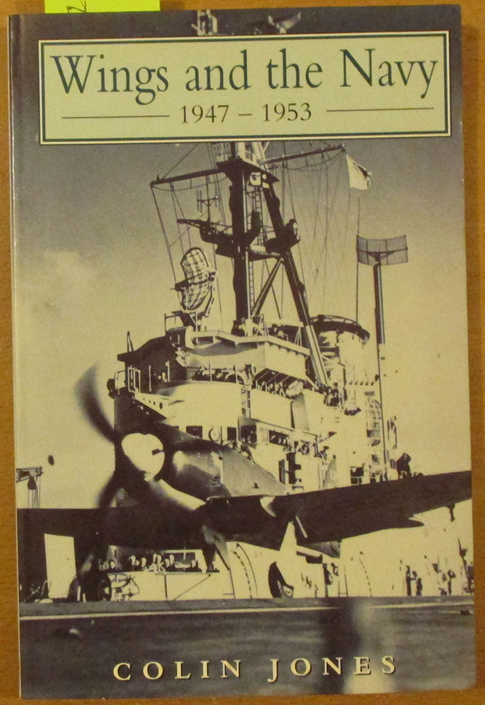Image for Wings and the Navy 1947-1953