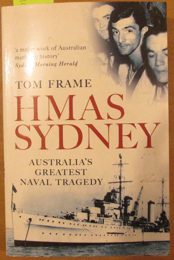 Image for HMAS Sydney: Australia's Greatest Naval Tragedy