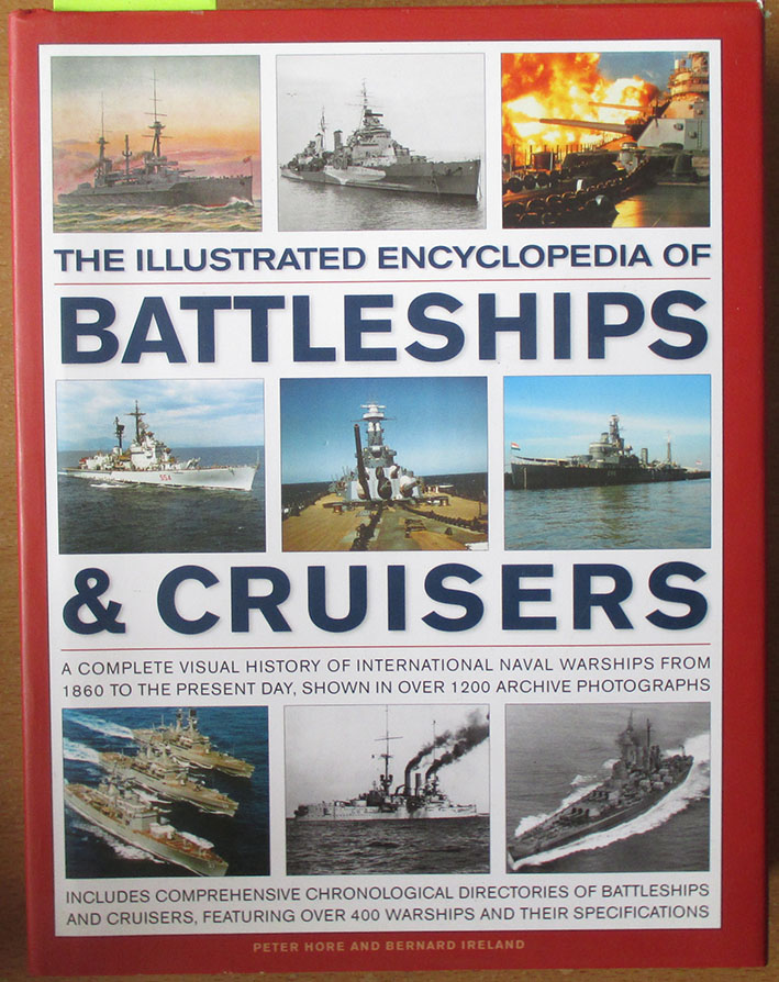 Image for Illustrated Encyclopedia of Battleships & Cruisers, The