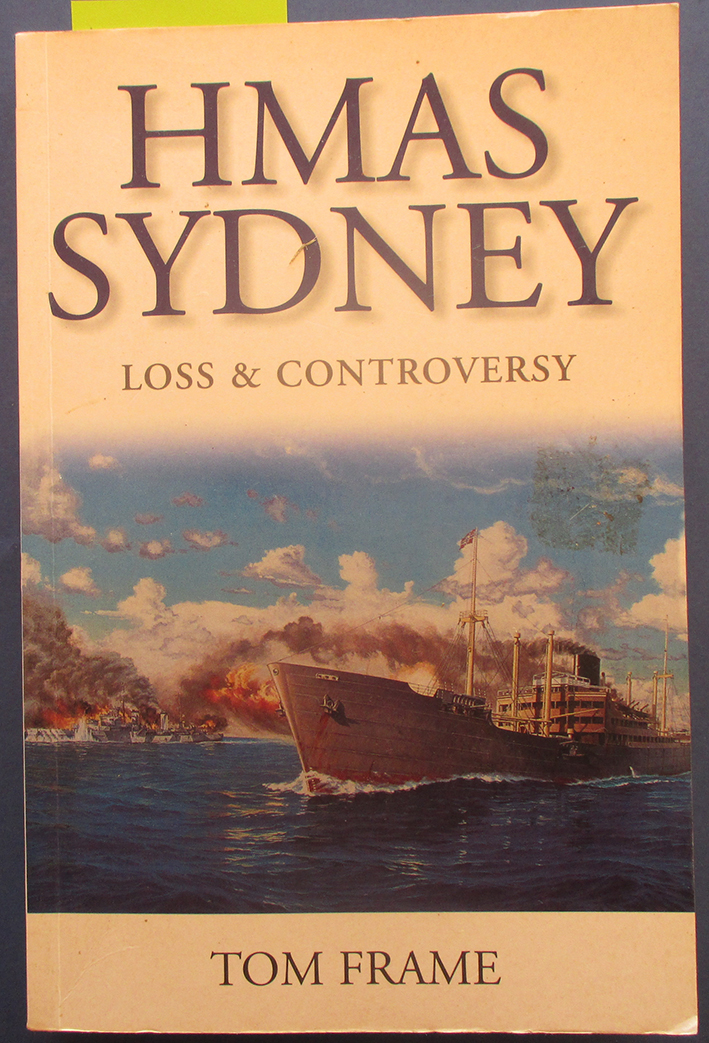 Image for HMAS Sydney: Loss & Controversy