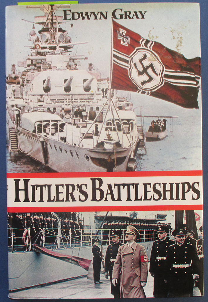 Image for Hitler's Battleships