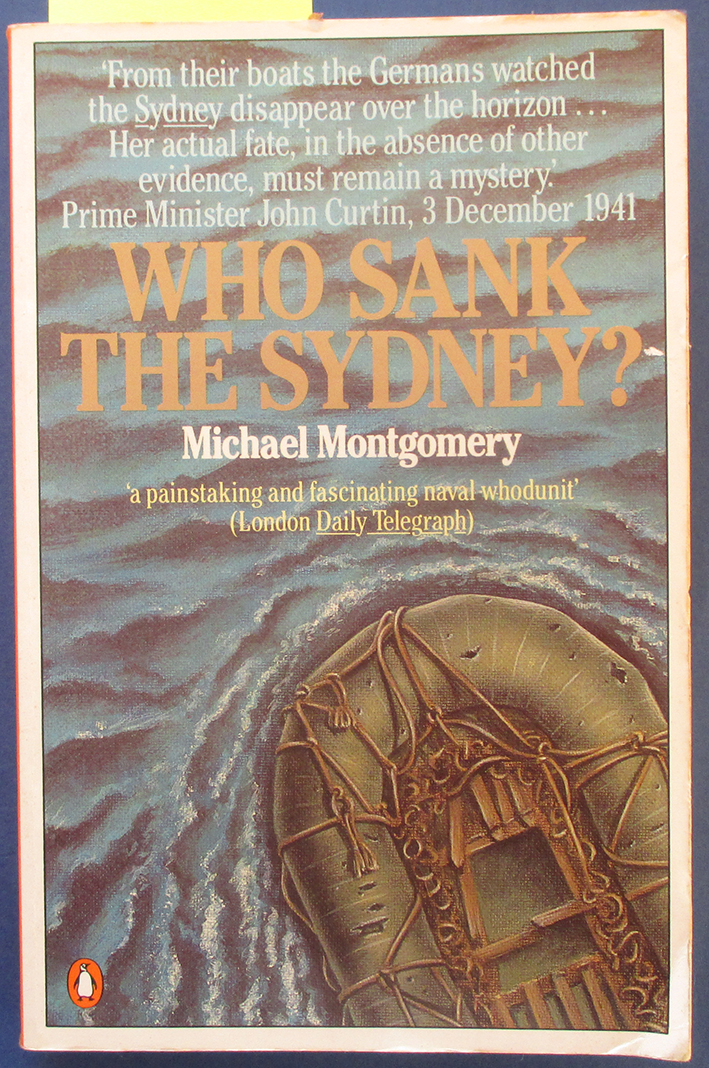 Image for Who Sank the Sydney?