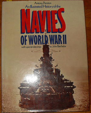 Image for Illustrated History of the Navies of World War II, An
