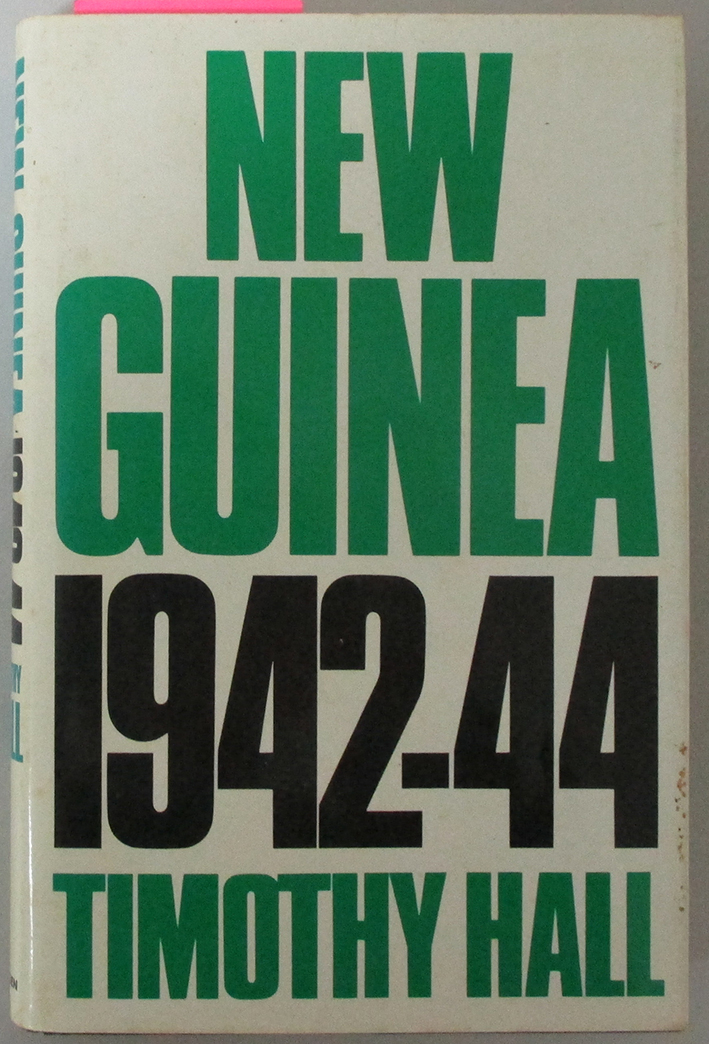 Image for New Guinea 1942-44