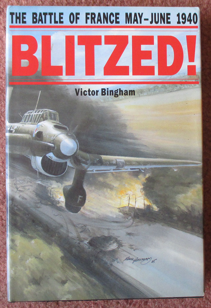 Image for Blitzed! The Battle of France May-June 1940