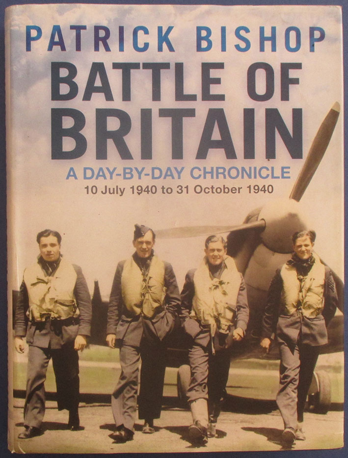 Image for Battle of Britain: A Day-By-Day Chronicle (10 July 1940 to 31 October 1940)