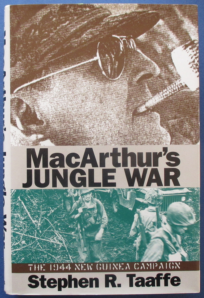 Image for MacArthur's Jungle War: The 1944 New Guinea Campaign