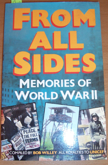 Image for From All Sides: Memories of World War 2