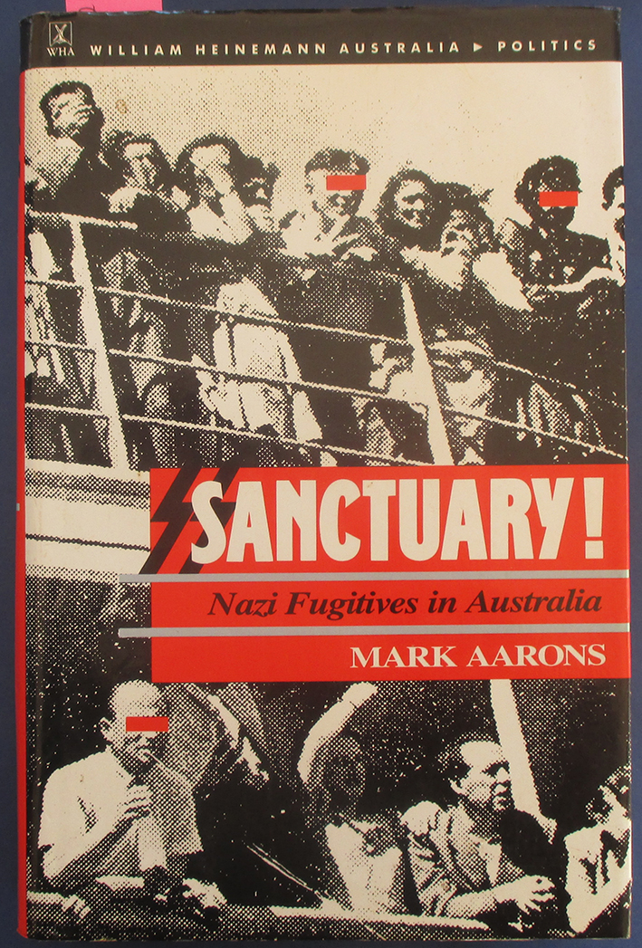 Image for Sanctuary! Nazi Fugitives in Australia