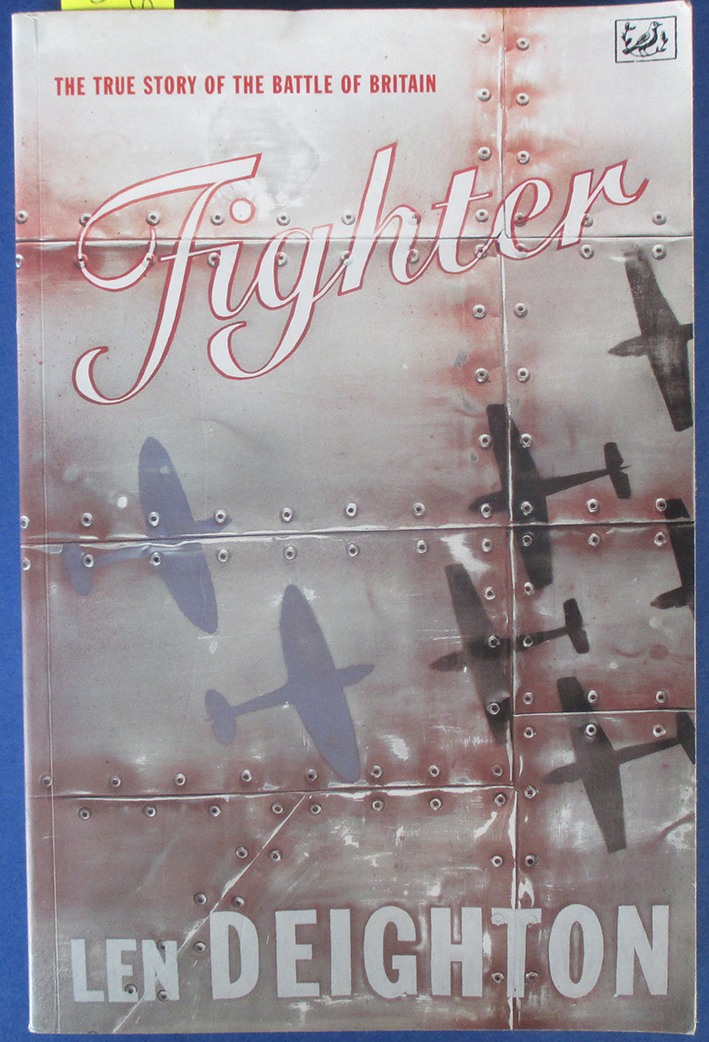 Image for Fighter: The True Story of the Battle of Britain