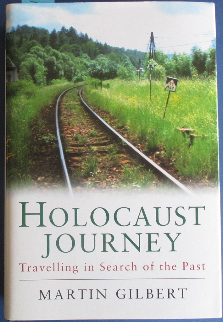 Image for Holocaust Journey: Travelling in Search of the Past