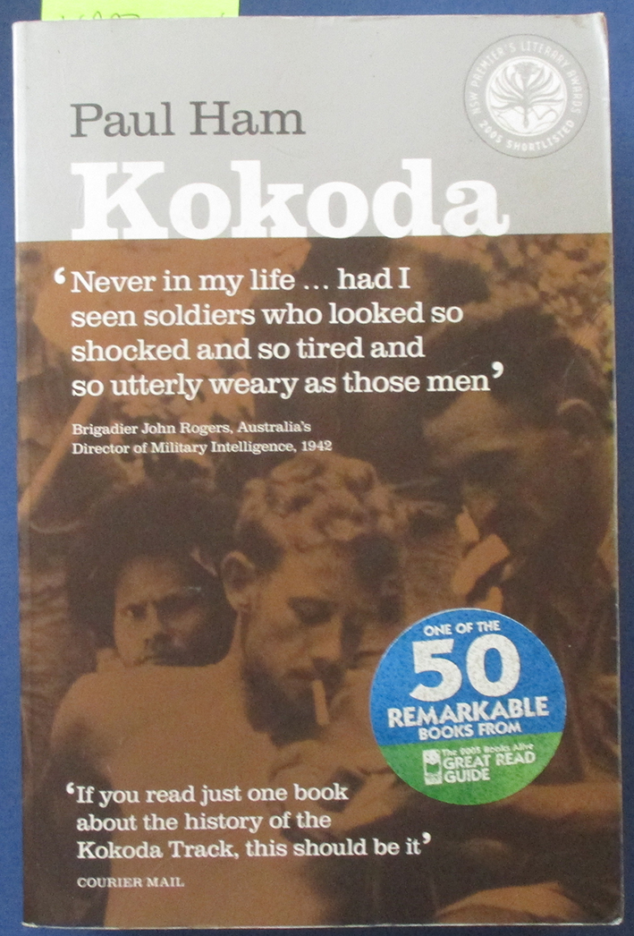 Image for Kokoda