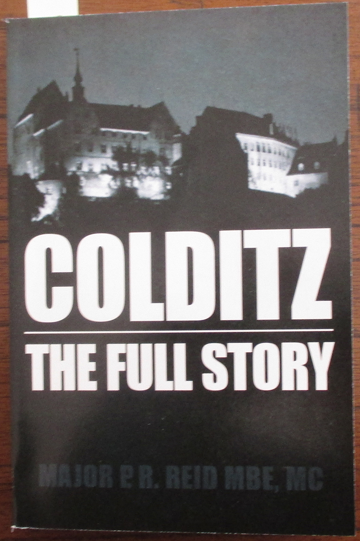 Image for Colditz - The Full Story: Pan Grand Strategy Series