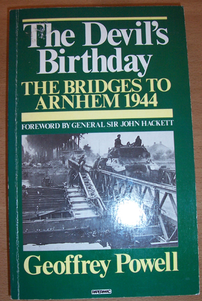 Image for Devil's Birthday, The: The Bridges to Arnhem 1944