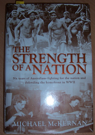 Image for Strength of A Nation, The