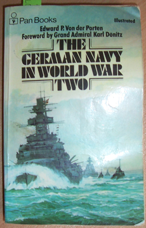 Image for German Navy in World War Two, The