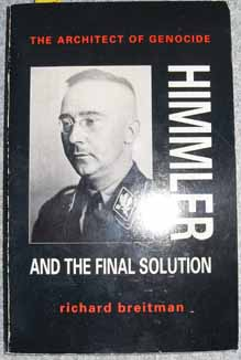Image for Himmler and the Funal Solution