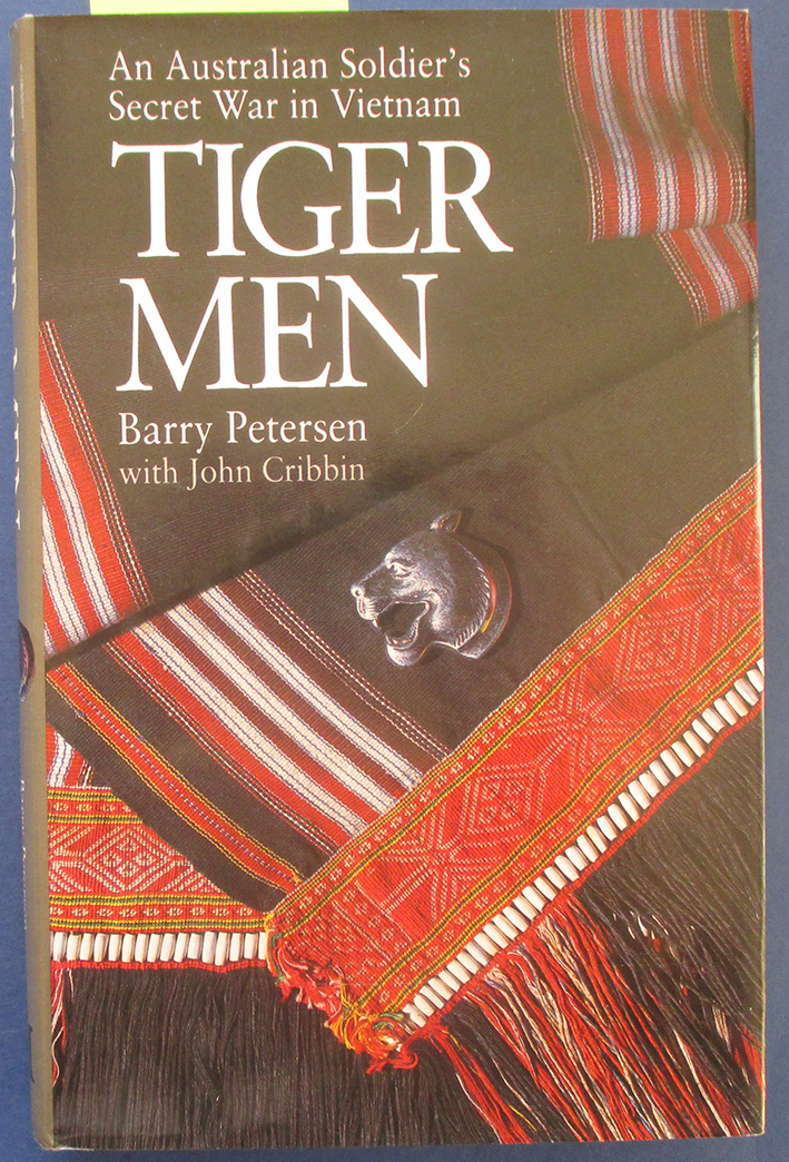 Image for Tiger Men: An Australian Soldier's Secret War in Vietnam