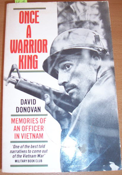 Image for Once a Warrior King: Memories of an Officer in Vietnam