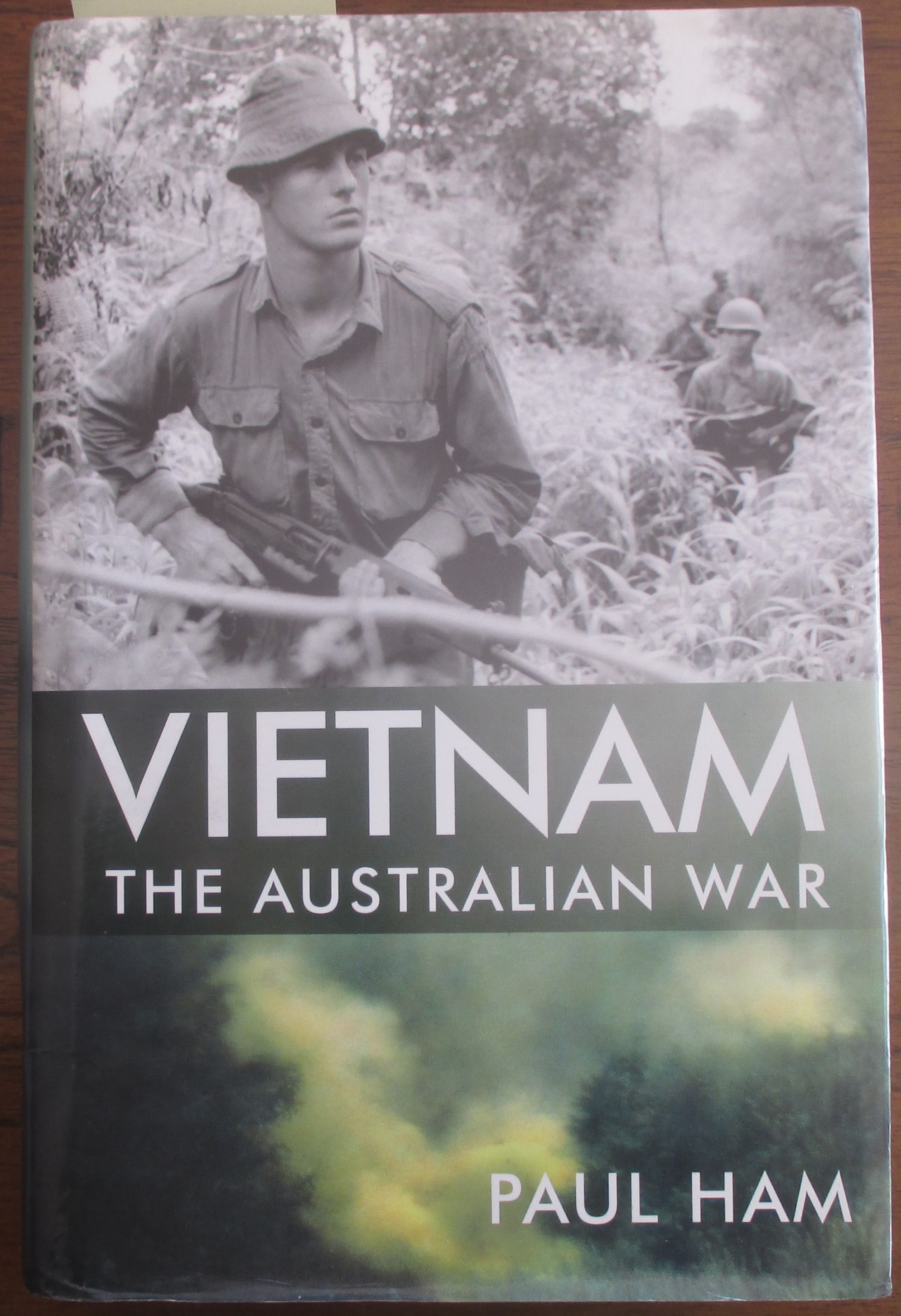 Image for Vietnam: The Australian War