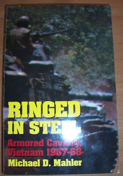 Image for Ringed In Steel: Armored Cavalry, Vietnam 1967-68