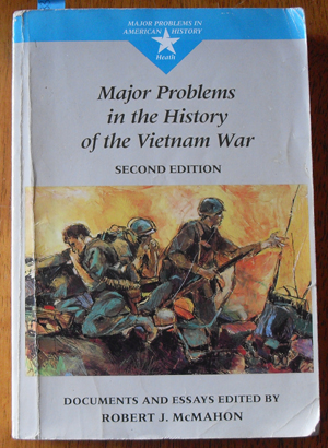 Image for Major Problems in the History of the Vietnam War: Documents and Essays